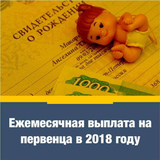 ВХабаровском крае продолжается прием документов напособие запервенца